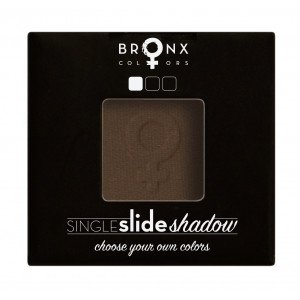 Toffee Brown Single Click Sombra de Ojos