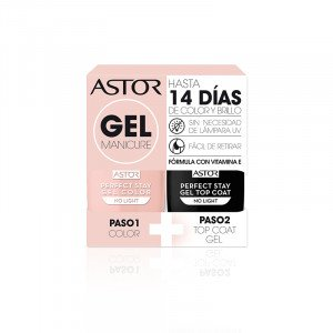 Pack Perfect Stay Dúo Gel + Top Coat 109