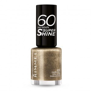 809 Darling You Are Fabulous 60 SECONDS SUPER SHINE