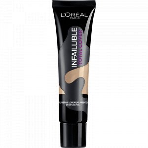 Infalible Total Cover Base de Maquillaje 22