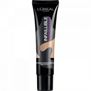 Infalible Total Cover Base de Maquillaje 30