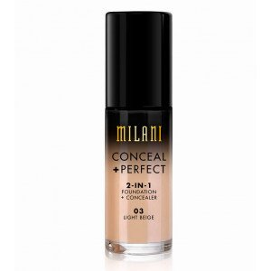 Conceal + Perfect 2 en 1 Base de Maquillaje Light Beige