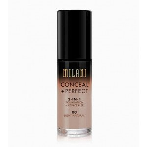 Conceal + Perfect 2 en 1 Base de Maquillaje Light Natural