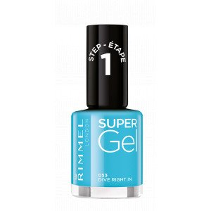 053 Dive Right In Super Gel by Kate Moss Nail Polish
