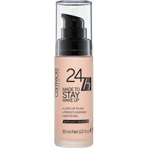 005 Ivory Beige Base de Maquillaje 24h Made To Stay