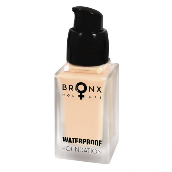 Base de Maquillaje Waterproof Beige