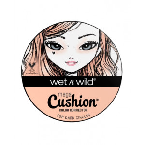 MegaCushion Color Corrector Peach