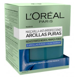 Anti-Imperfecciones Arcillas Puras