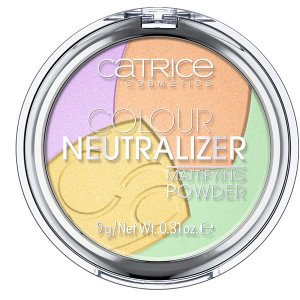 Colour Neutralizer Polvos Matificantes