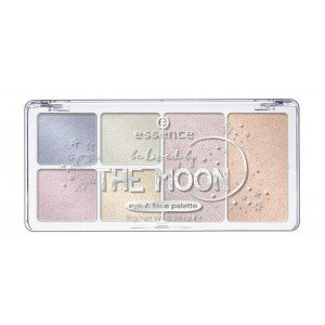 Be Kissed by The Moon Paleta Ojos y Rostro