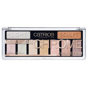 The Ultimate Chrome Collection Paleta de Sombras