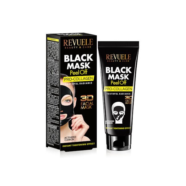 Black Mask Peel Off Pro-Collagen