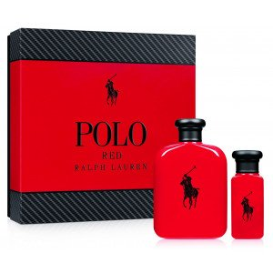 POLO RED SET