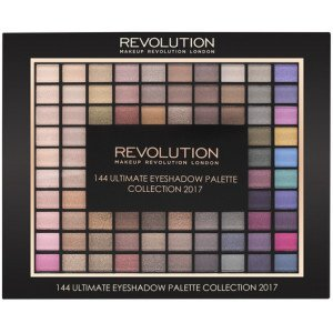 144 Ultimate Eyeshadow Palette Collection 2017