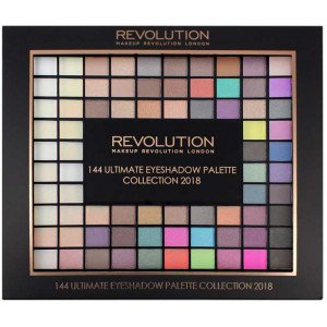 144 Ultimate Eyeshadow Palette Collection 2018