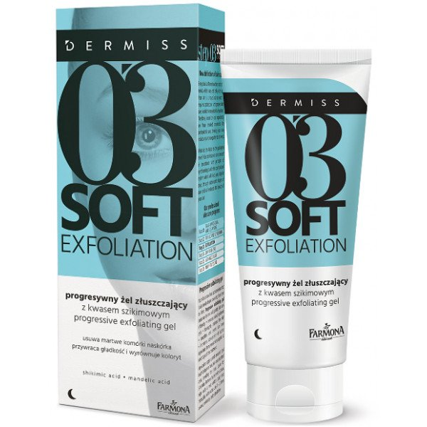 Dermiss Gel Exfoliante Facial
