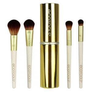 Soft Smokey Set de Brochas para Ojos