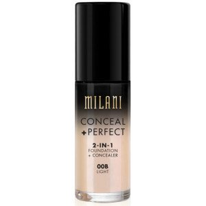 Conceal + Perfect 2 en 1 Base de Maquillaje 00B Light