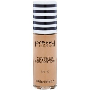Base de Maquillaje Cover Up Foundation