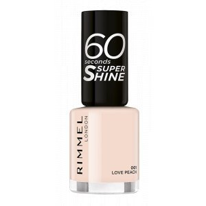 60 SECONDS SUPER SHINE 001 Love Peach