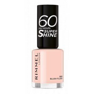 60 SECONDS SUPER SHINE 002 Blush Fluash