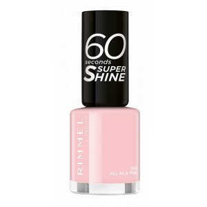 60 SECONDS SUPER SHINE 003 All In Pink