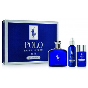 Polo Blue EDP Estuche