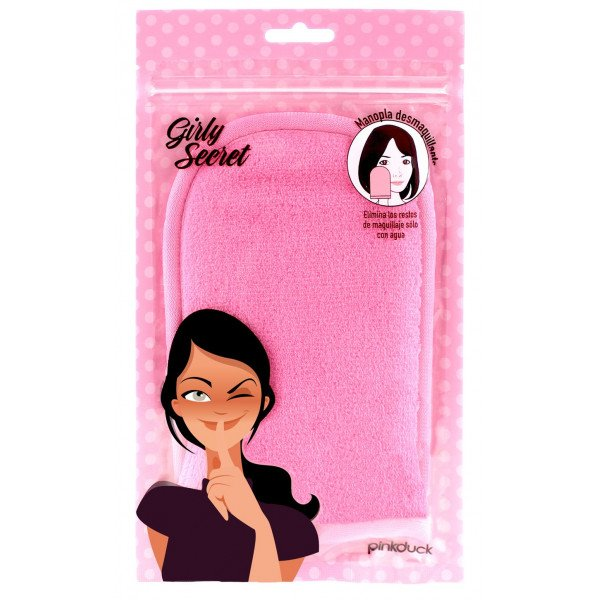 Girly Secret Manopla desmaquillante