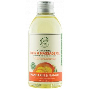 Body & Massage Oil Coconut Mango & Mandarin