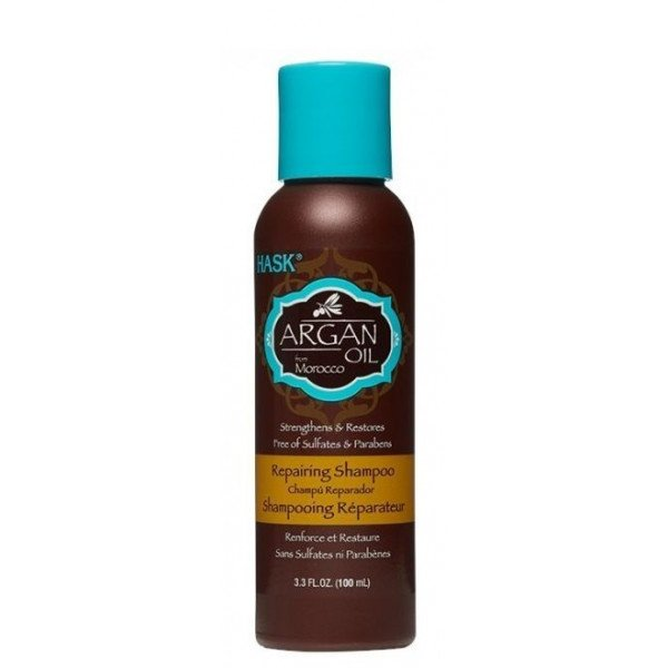 Argan Oil Champú Reparador 100ml