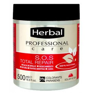 PROFESSIONAL CARE MASCARILLA TOTAL REPAIR