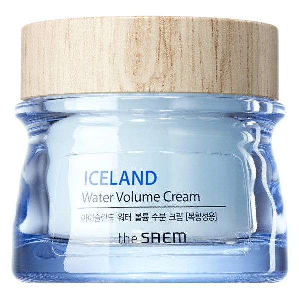 Iceland Hydrating Water Volume Cream Piel Mixta