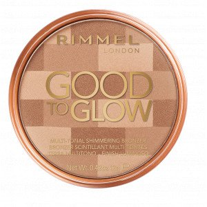 Good To Glow Bronzer Mosaico 001 Light