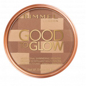 Good To Glow Bronzer Mosaico 002 Medium
