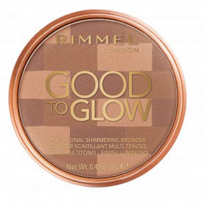 Good To Glow Bronzer Mosaico 003 Dark