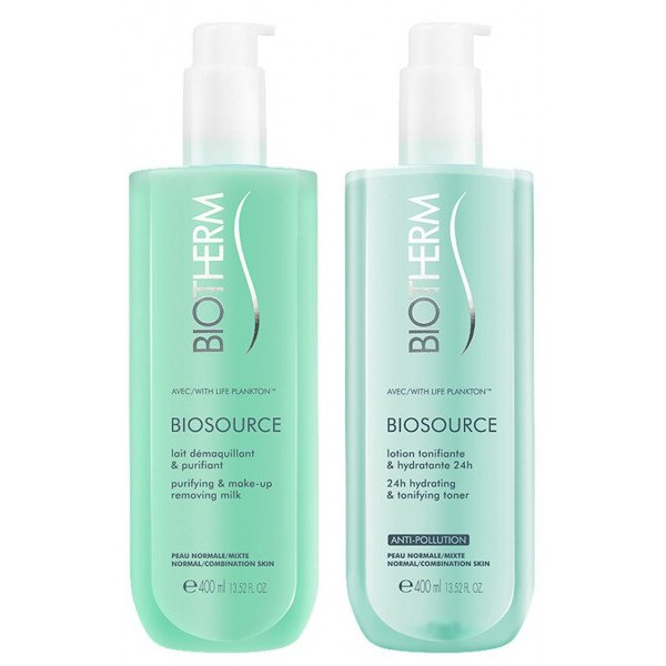 Biosource Duo Limpiador Piel Normal Mixta