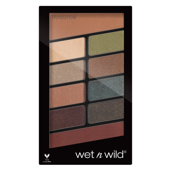 Comfort Zone Color Icon Eyeshadow 10 Pan Palette