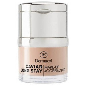 Make-Up & Corrector con Caviar