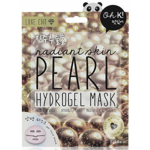 Luxe Hydrogel Pearl Face Mask