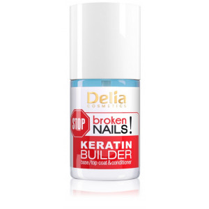 Base Uñas Top Coat & Acondicionador Keratin Builder