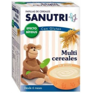 Papilla Multicereales +6meses