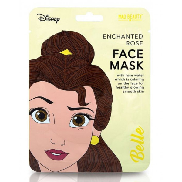Mascarilla Facial Bella Enchanted Rose