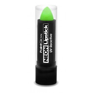 Glow Me Up Neon UV Barra de Labios Intense Green