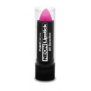 Glow Me Up Neon UV Barra de Labios Intense Pink
