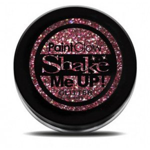Shake Me Up! Holographic Glitter Red