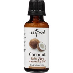 Essentials Oils Pure Aceite de Coco 100%