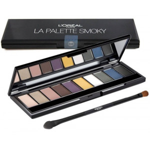 Color Riche La Palette Smoky