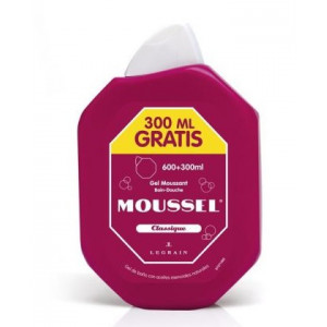 MOUSSEL GEL CLASSIC + 300 ml