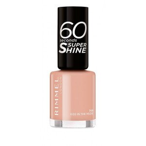 60 SECONDS SUPER SHINE 708 Kiss in the Nude