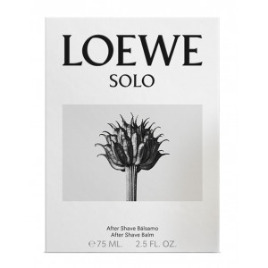 SOLO LOEWE AFTER SHAVE BALSAMO